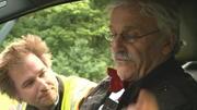 Fahrer versucht Beamte zu bestechen