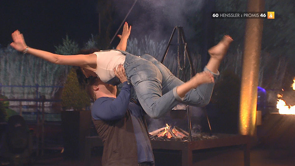 """Dirty Dancing"" mit Mimi Fiedler & Chris Tall"