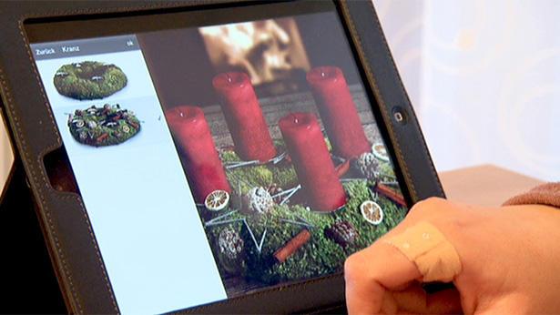 eine entspannte weihnachtszeit dank der weihnachts app. Black Bedroom Furniture Sets. Home Design Ideas